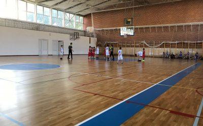 Megkezdődött az U12-es kosárlabda bajnokságunk