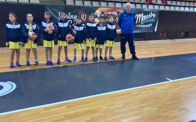Megkezdődött az U11-es kosárlabda bajnokságunk is