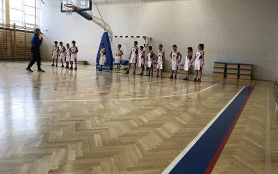 U12-es kosárlabda 4. forduló