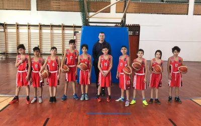 Hétvégi nagy siker – U12 kosárlabda