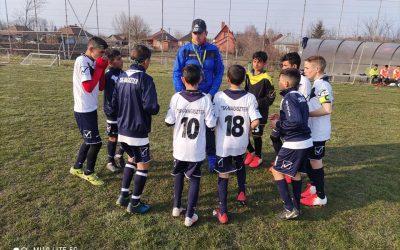 12. forduló – U14 labdarúgás