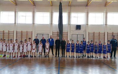 Kosárlabda U12 – 7. forduló