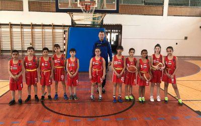 Kosárlabda – U11 6. forduló