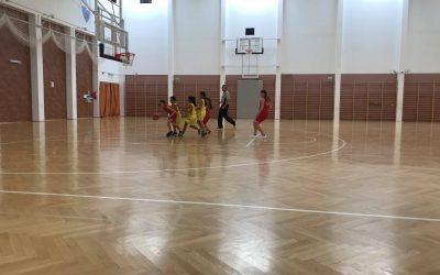 Kosárlabda U11 – az utolsó forduló