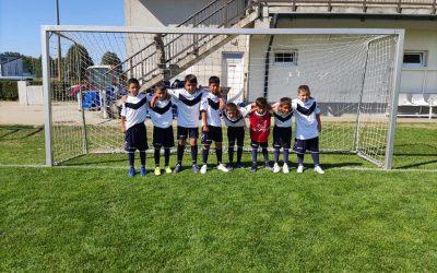 U11-es labdarúgó csapatunknak is megkezdődött a bajnokság