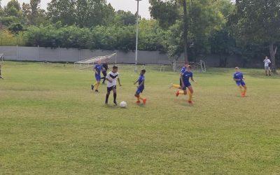 Labdarúgás U13 – Megkezdtük a bajnokságot